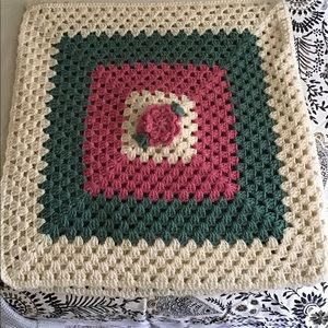 Hand Made Throw Blanket